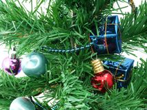 δέντρο λεπτομέρειας Χρι&sigma Στοκ Εικόνες
