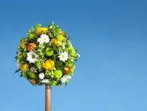 δέντρο λουλουδιών Πάσχα&si Στοκ φωτογραφίες με δικαίωμα ελεύθερης χρήσης