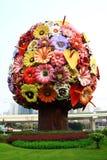 δέντρο λουλουδιών Στοκ φωτογραφία με δικαίωμα ελεύθερης χρήσης