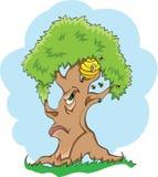 δέντρο μελισσών Στοκ φωτογραφία με δικαίωμα ελεύθερης χρήσης