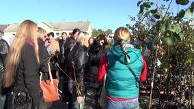 Δέντρο μηλιάς αγοράς προμηθευτών φιλμ μικρού μήκους