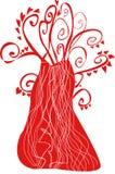 δέντρο νεράιδων Στοκ φωτογραφία με δικαίωμα ελεύθερης χρήσης