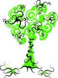 δέντρο παραμυθιού Στοκ εικόνα με δικαίωμα ελεύθερης χρήσης