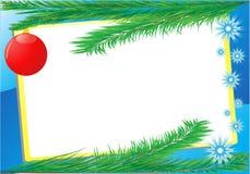 δέντρο πλαισίων έλατου κ&lambd διανυσματική απεικόνιση