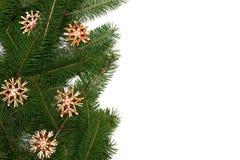 δέντρο πλαισίων Χριστουγέννων στοκ εικόνα