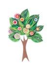 Δέντρο που γίνεται η τέχνη Στοκ εικόνα με δικαίωμα ελεύθερης χρήσης