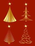 δέντρο σχεδίου Χριστου&gam διανυσματική απεικόνιση