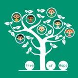 Δέντρο της ελπίδας Στοκ Φωτογραφίες