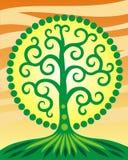 Δέντρο της ζωής Εικόνα συμβόλων ελεύθερη απεικόνιση δικαιώματος