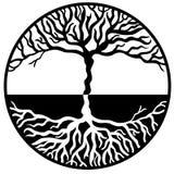 Δέντρο της ζωής διανυσματική απεικόνιση
