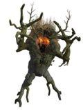 Δέντρο φαντασίας ωτορινολαρυγγολογικό Στοκ φωτογραφία με δικαίωμα ελεύθερης χρήσης