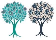 δέντρο φαντασίας Στοκ Εικόνες