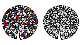 δέντρο φαντασίας Στοκ Φωτογραφίες