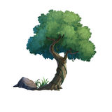 Δέντρο Στοκ φωτογραφίες με δικαίωμα ελεύθερης χρήσης