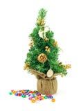 Δέντρο Chrismas Στοκ φωτογραφία με δικαίωμα ελεύθερης χρήσης