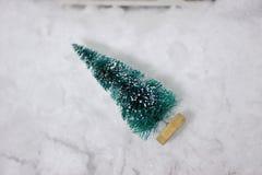 Δέντρο Chrismas Στοκ Εικόνες