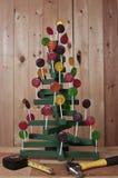 Δέντρο Lolliepop Στοκ εικόνες με δικαίωμα ελεύθερης χρήσης