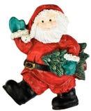 δέντρο santa προτάσεων Χριστο&up Στοκ φωτογραφίες με δικαίωμα ελεύθερης χρήσης