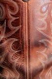 δέρμα μποτών Στοκ Εικόνα