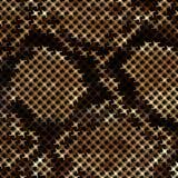 Δέρμα φιδιών μωσαϊκών Στοκ φωτογραφία με δικαίωμα ελεύθερης χρήσης