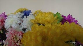 Δέσμες των λουλουδιών στοκ φωτογραφίες