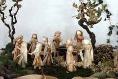 Δέσμευση της Virgin Mary Στοκ Εικόνες