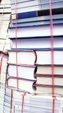 δέσμη βιβλίων Στοκ Φωτογραφίες