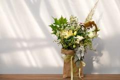 Δέσμη του λουλουδιού Στοκ εικόνα με δικαίωμα ελεύθερης χρήσης