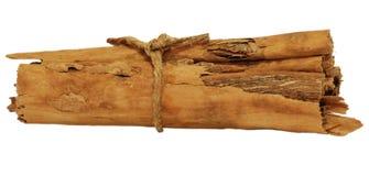 Δέσμη των ευωδών ραβδιών κανέλας Στοκ εικόνα με δικαίωμα ελεύθερης χρήσης