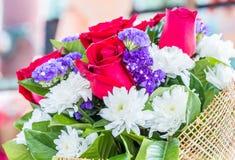 Δέσμη των λουλουδιών Στοκ εικόνα με δικαίωμα ελεύθερης χρήσης