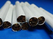 Δέσμη των τσιγάρων μεντών Στοκ Εικόνες