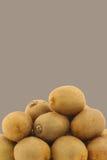 Δέσμη των φρέσκων φρούτων ακτινίδιων Στοκ Φωτογραφίες