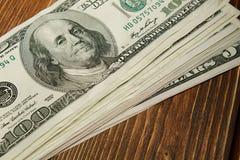 Δέσμη των χρημάτων Στοκ εικόνες με δικαίωμα ελεύθερης χρήσης