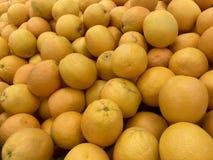 Δέσμη Shogun των πορτοκαλιών στην πώληση Στοκ Φωτογραφίες