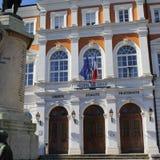 Δήμαρχος, αίθουσα, Mairie Στοκ φωτογραφία με δικαίωμα ελεύθερης χρήσης