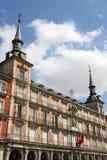 Δήμαρχος Plaza, Μαδρίτη Στοκ εικόνα με δικαίωμα ελεύθερης χρήσης