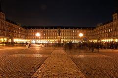 Δήμαρχος Plaza Στοκ φωτογραφία με δικαίωμα ελεύθερης χρήσης