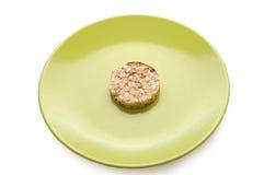 δίαιτα αυστηρή Στοκ εικόνα με δικαίωμα ελεύθερης χρήσης