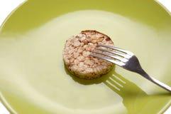 δίαιτα αυστηρή Στοκ Φωτογραφία