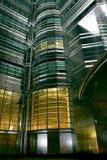 Δίδυμοι πυργοι Petronas Στοκ εικόνα με δικαίωμα ελεύθερης χρήσης