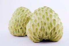 δίδυμο κρέμας μήλων Στοκ Εικόνα