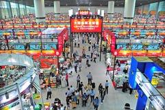Δίκαιη αίθουσα 6.4, Κίνα 2012 καντονίου Στοκ εικόνες με δικαίωμα ελεύθερης χρήσης