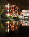 δίκαιη νύχτα διασκέδασης Στοκ Φωτογραφία
