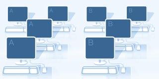 δίκτυα απεικόνιση αποθεμάτων