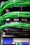 δίκτυο εξοπλισμού που &sigma Στοκ εικόνα με δικαίωμα ελεύθερης χρήσης