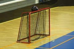 Δίκτυο Floorball Στοκ Εικόνες