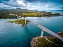 Δίνες της δίνης Saltstraumen, Nordland, Νορβηγία Στοκ Εικόνα
