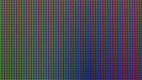 Δίοδος βολβών φω'των των οδηγήσεων κινηματογραφήσεων σε πρώτο πλάνο από την επιτροπή επίδειξης οθόνης οργάνων ελέγχου υπολογιστών Στοκ Εικόνες