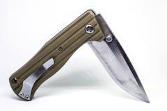 δίπλωμα της τσέπης μαχαιριών στοκ φωτογραφία με δικαίωμα ελεύθερης χρήσης