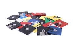 δίσκοι χρώματος Στοκ φωτογραφία με δικαίωμα ελεύθερης χρήσης